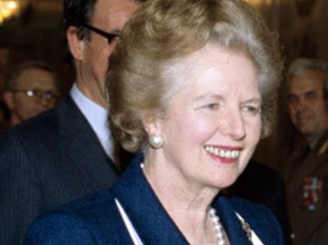 Смерть Маргарет Тэтчер привела к столкновениям в Британии