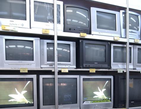 ТВ «зазвездилось»