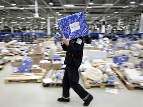 Почта переходит в декабре на усиленный режим