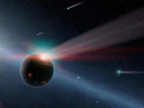 Найдена возможно обитаемая экзопланета: астрономы на ней чего-то увидели