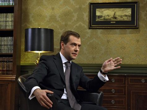 Медведев и кампания