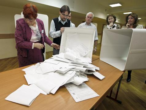 Как западные СМИ оценили выборы в России