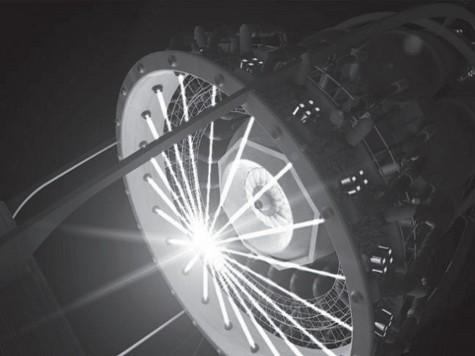 VARIES призывает летать в космос с использованием антиматерии