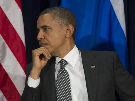 Обама еще видит окно