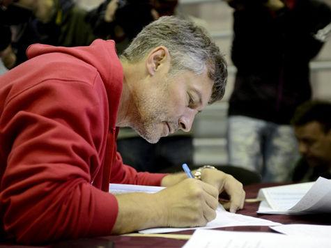 Ройзман вступил в должность мэра Екатеринбурга со скандалом