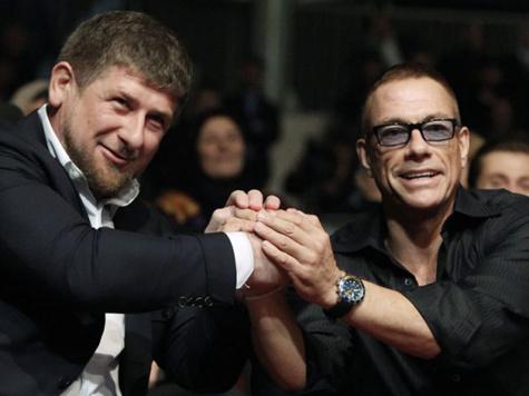 Жан-Клод Ван Дамм отужинал с Кадыровым