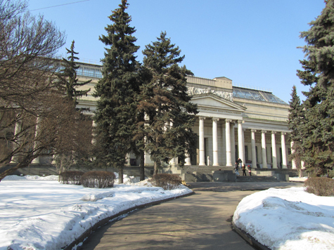 Ирина Антонова: «Мне мешает плохая архитектура»