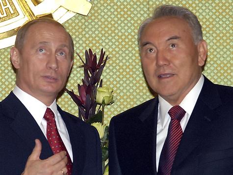 Путин разрешил казахам гостить без регистрации