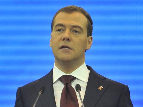 Медведев «недоторговал» с Азаровым