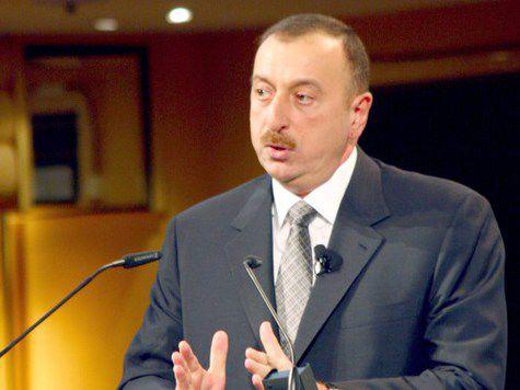 В Азербайджане выбирают президента Алиева