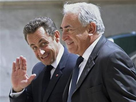 Стросс-Кана подставил Саркози