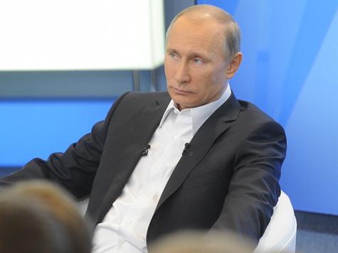Путин о национальном вопросе