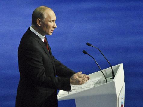 Путин осудил богатство