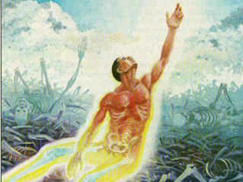 Открытие метода воскрешения мертвецов