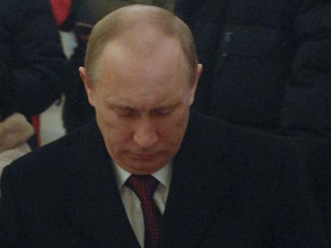 Путин заработал меньше