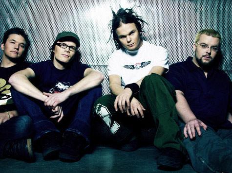 Финская поп-рок группа «The Rasmus» выступит в Москве