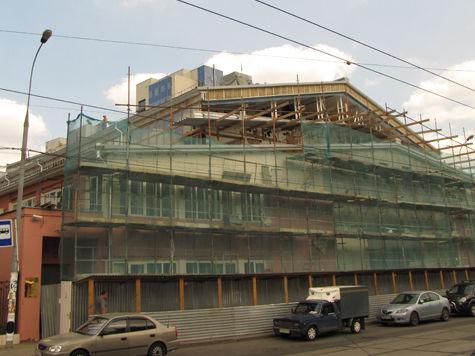 На восстановление центра Грабаря не хватает 200 миллионов рублей
