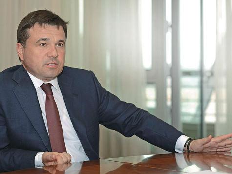 Андрей ВОРОБЬЕВ,  врио губернатора  Московской области: