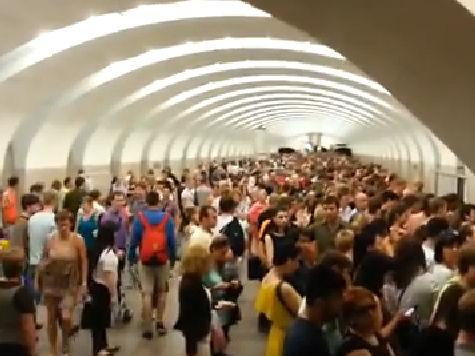 Причины частых аварий в метро Москвы. Из первых рук.