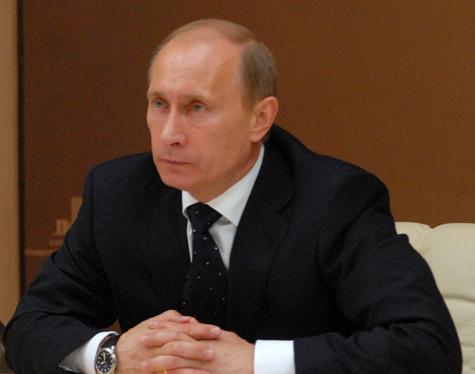 К султану Медведеву присоединился раджа Путин