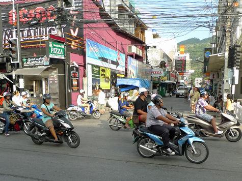 В столице Таиланда введен особый режим безопасности из-за беспорядков