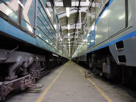 В московской подземке запустят поезда без машинистов