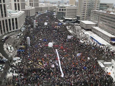 Протест, который озвучил свист