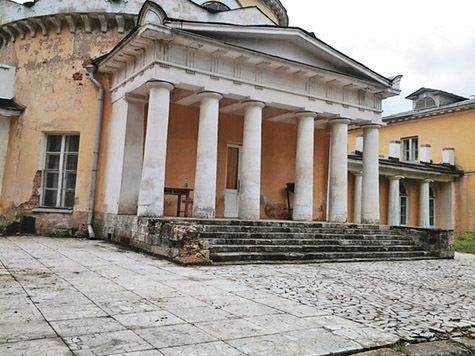 Дом Волконского спасают студенты