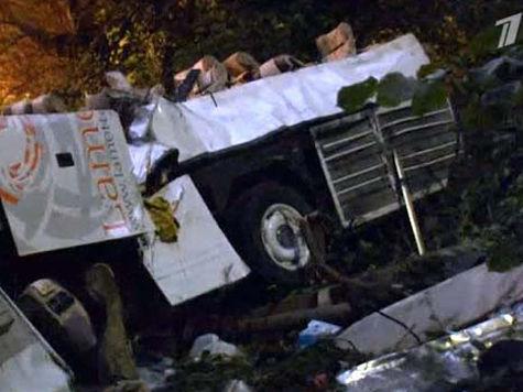 Еще одно трагическое ДТП в Европе: в Италии разбился автобус – 37 погибших