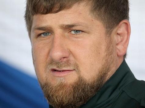 Кадыров не горит в огне критики