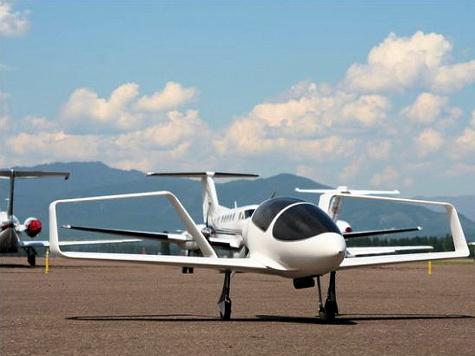 Американцы сконструировали «семейный» самолет, который ест топливо как автомобиль