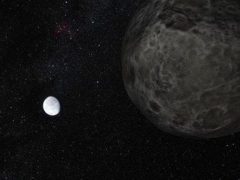 Плутон и Эрида - одно и то же
