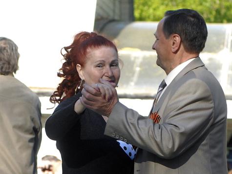 Москвичей пригласили в парк на танцы