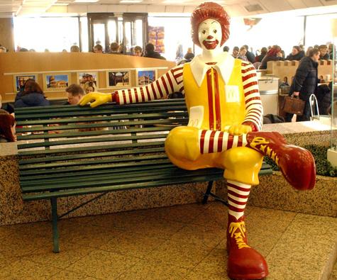 McDonald's меняет главу
