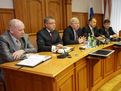 Кому из заместителей губернатора Сергея Жвачкина достанется квартира за 6.6 млн. рублей?