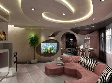 интерьер гостинная - Мои фотографии - Фотоальбомы - дизайн гостиной...