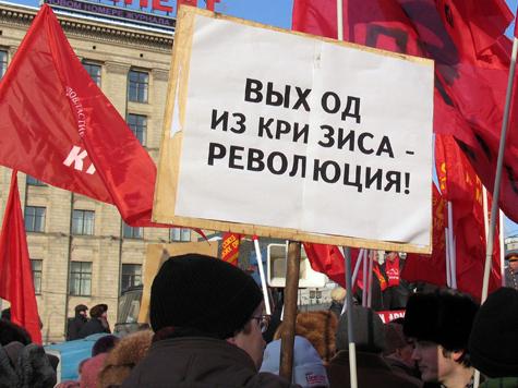Революция в России – дело рук профессионалов