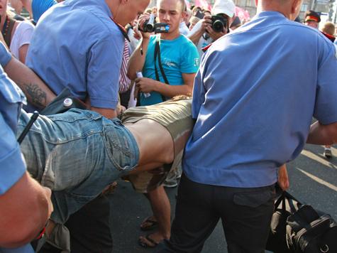 Россияне высказались против огромных штрафов за митинги
