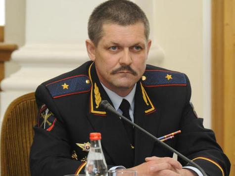 Якунина повысили до генерал-лейтенанта, несмотря на беспорядки в Бирюлево