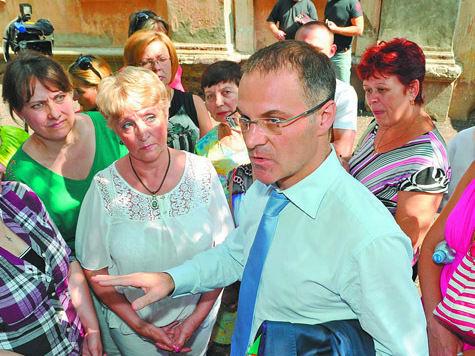 Александр Коган, глава государственной жилищной инспекции Московской области в ранге министра