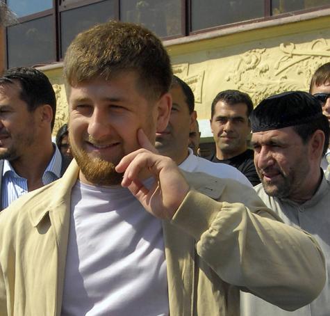 Кадыров будет шафером на свадьбе у своего футболиста
