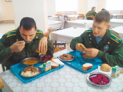 В армию призвали клининг и аутсорсинг