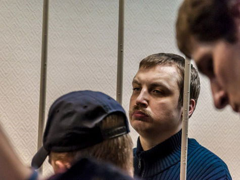 Приговор Косенко вынесли под крики «Позор!» и взгляды Навального
