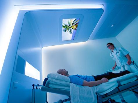Голландцы придумали идеальную палату для пациентов