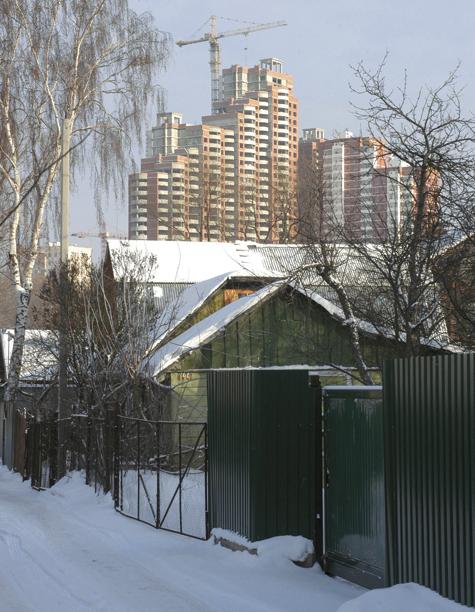 Жить стало весело — Москва теперь село