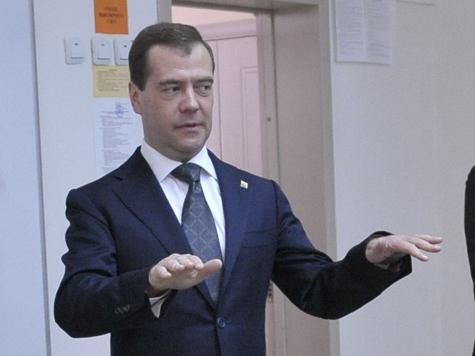 Президент Медведев 2.0: Дмитрий Анатольевич не отказался от президентских амбиций