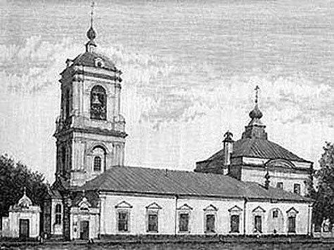 Последний взорванный храм Москвы планируют восстановить в следующем году