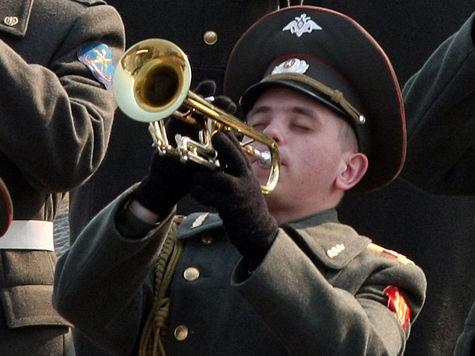 Помимо научных рот в армии создают еще и музыкальные