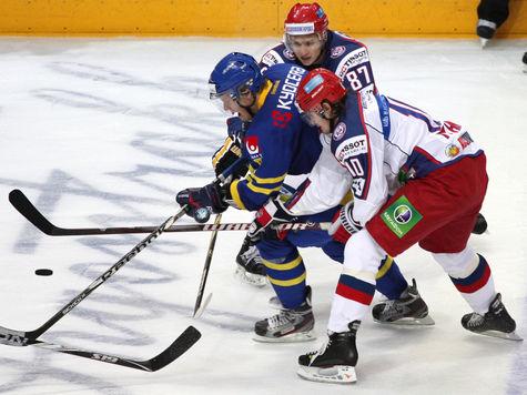 Сборная России стартовала в Евротуре с победы над шведами