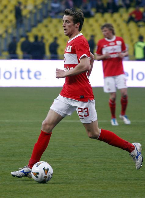 Дмитрий Комбаров едет в Данию со сборной России